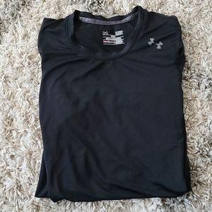 Under Armour Men's Long-sleeve Heat Gear Shirt
